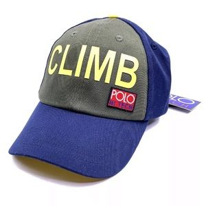 Polo Ralph Lauren Hi Tech CLIMB Hat